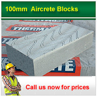 aircrete blocks call for prices